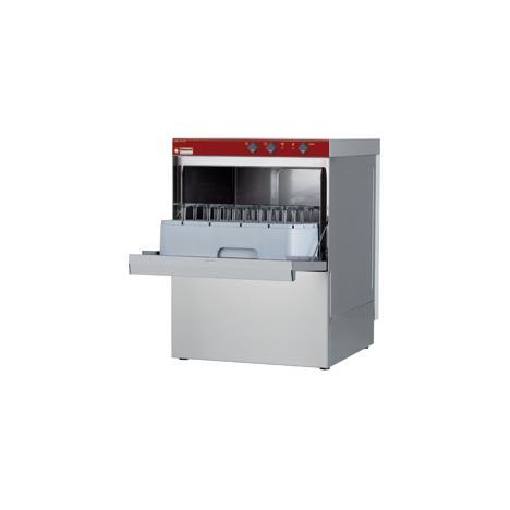 046D-NP típusú ipari, nagykonyhai, Tányér és pohármosogató gép