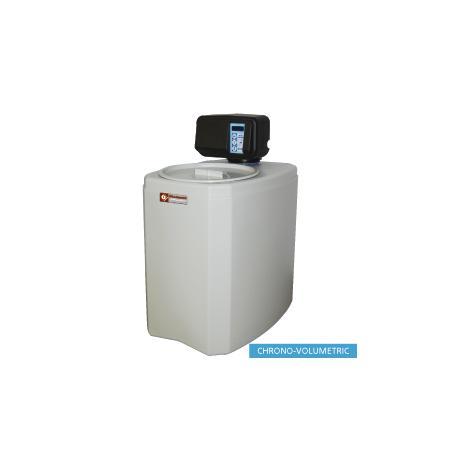ADD-8/CV típusú ipari nagykonyhai automata regenerálású vízlágyító