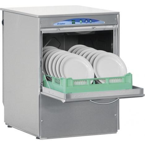 F85RGB típusú, ipari- nagykonyhai tányér és pohármosogató gép