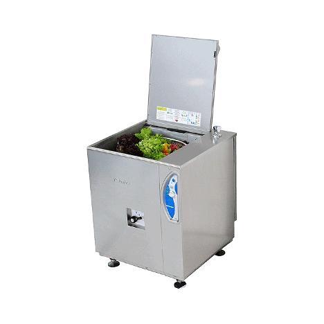 LV84 típusú, ipari- nagykonyhai zöldség- és gyümölcsmosó gépek