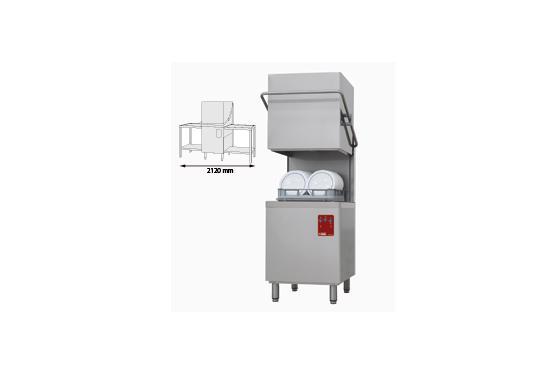 015/25D-NP/A típusú ipari, nagykonyhai, Tányér és pohármosogató gép