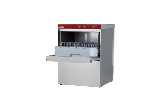 046D/A-NP típusú ipari, nagykonyhai, Tányér és pohármosogató gép