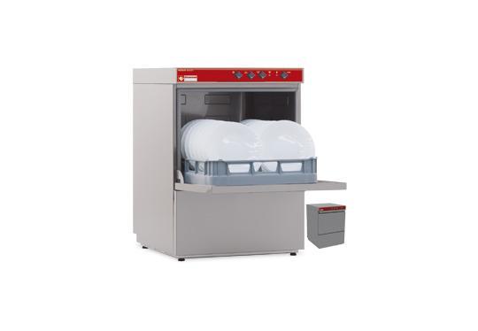 051D-NP típusú ipari, nagykonyhai, Tányér és pohármosogató gép