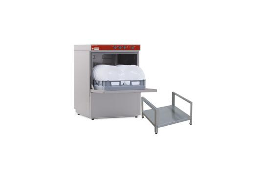 051D-NP+BD/F típusú ipari, nagykonyhai, Tányér és pohármosogató gép