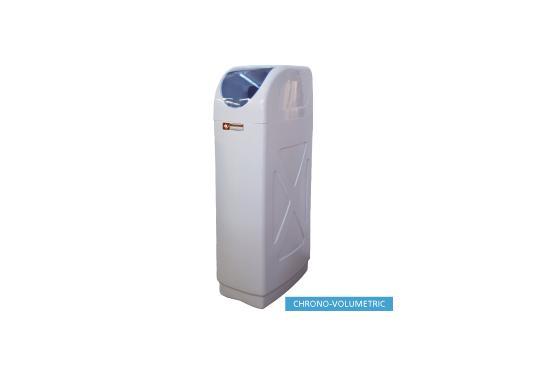ADD-25/CV típusú ipari nagykonyhai automata regenerálású vízlágyító