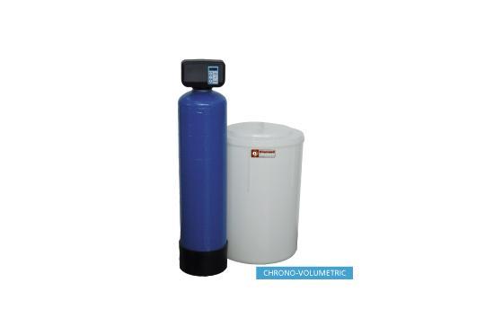 ADD-50/CV-2 típusú ipari nagykonyhai automata regenerálású vízlágyító