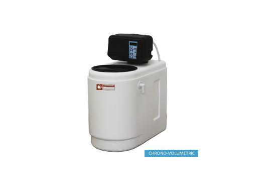 ADD-5/CV típusú ipari nagykonyhai automata regenerálású vízlágyító