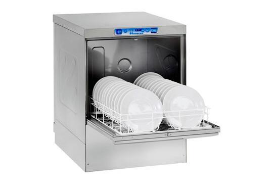 Hoonved C68E típusú ipari nagykonyhai feketeedény mosogatógép