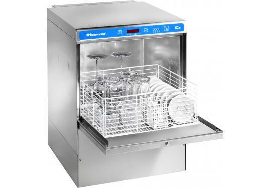 Hoonved CE43 típusú ipari nagykonyhai pohármosogatógép
