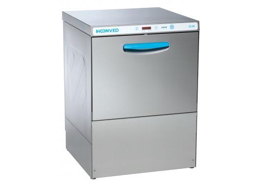 Hoonved CE60 típusú ipari nagykonyhai tányér- és pohármosogatógép