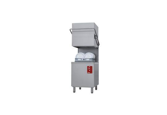 D26/EKS-NP típusú ipari, nagykonyhai, Tányér és pohármosogató gép