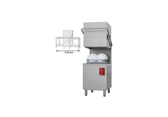 D26/EKS-NP/A típusú ipari, nagykonyhai, Tányér és pohármosogató gép
