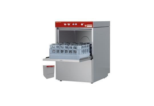 D281/EKBT-N típusú ipari, nagykonyhai, Pohármosogató gép