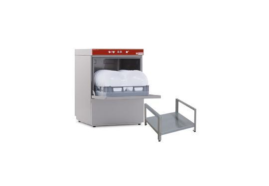 D86/EK-NP+BD/F típusú ipari, nagykonyhai, Tányér és pohármosogató gép