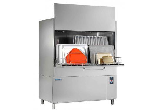 Hoonved EDI13BT típusú ipari nagykonyhai feketeedény mosogatógép