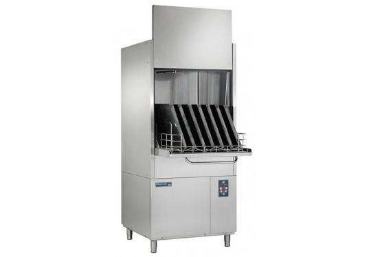 Hoonved EDI6BT típusú ipari nagykonyhai feketeedény mosogatógép