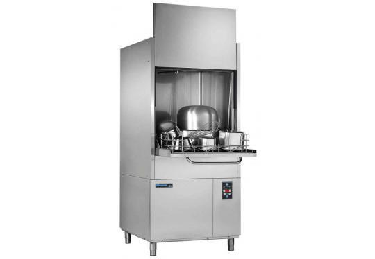 Hoonved EDI8BT típusú ipari nagykonyhai feketeedény mosogatógép