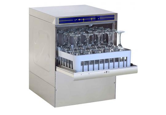 Hoonved HSP4 típusú ipari nagykonyhai pohármosogatógép