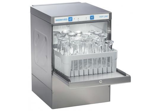 Hoonved HSP4A típusú ipari nagykonyhai pohármosogatógép