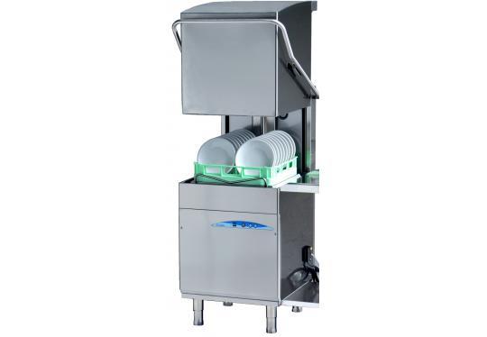 Lamber L21RGB típusú, ipari- nagykonyhai tányér és pohármosogató gép