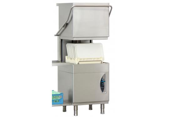 L25dy típusú, ipari- nagykonyhai tányér és pohármosogató gép