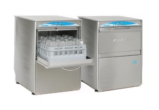 S240 típusú, ipari- nagykonyhai pohármosogató gép