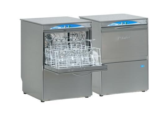 S510 típusú, ipari- nagykonyhai pohármosogató gép
