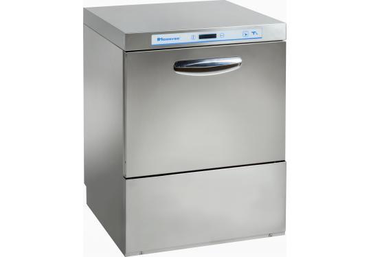 Hoonved TL60ABT típusú ipari nagykonyhai tányér- és pohármosogatógép